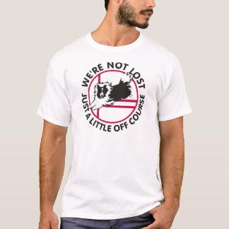 Agilidad de Sheltie del curso Camiseta