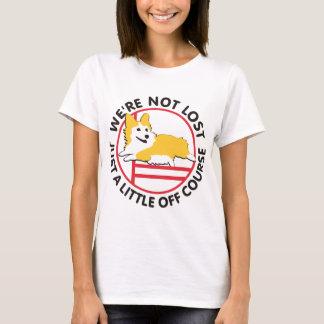 Agilidad del Corgi del Pembroke del curso Camiseta