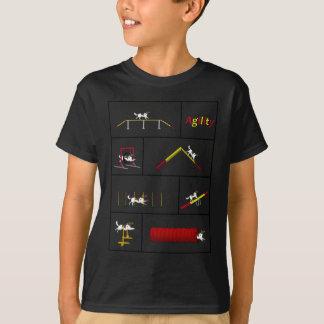 Agility en total países de münster camiseta