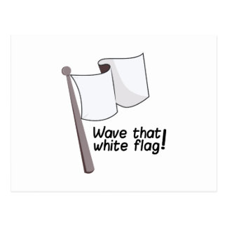 Agite esa bandera postal