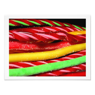 Agolpamiento del caramelo fotografías