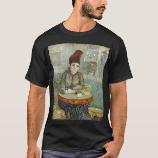 Agostina Segatori en Cafe du Tambourin de Van Gogh Camiseta