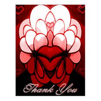 Agradezca You_ Postal