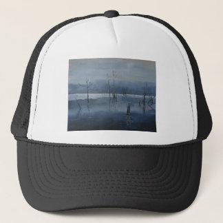 Agua brumosa gorra de camionero