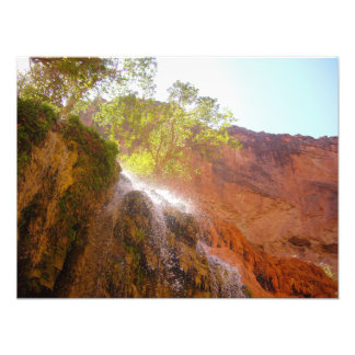 Agua desde arriba de la foto