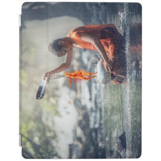 Agua y fuego cubierta de iPad