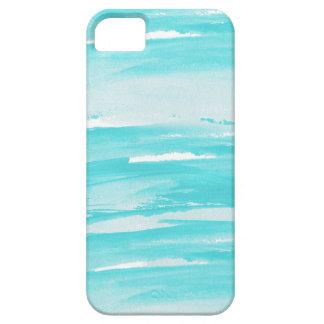 Aguamarina - caso del iPhone Funda Para iPhone SE/5/5s