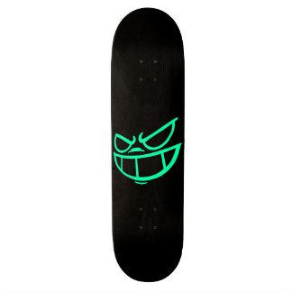 Aguamarina fantasma de la marca de Smile™ y Monopatin Personalizado