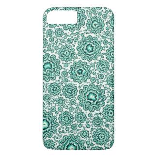 aguamarina floral trippy (c) funda iPhone 7 plus