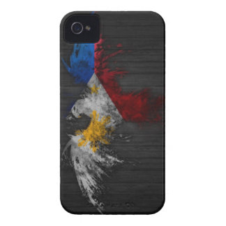 Águila apenas filipina de Iphone Funda Para iPhone 4