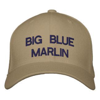 Aguja azul, gorra bordado de la pesca deportiva gorra de beisbol