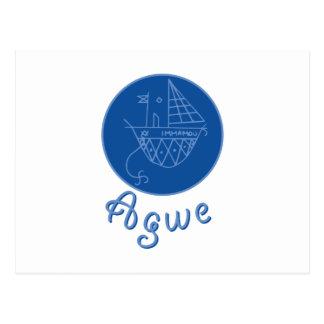 Agwe Veve Postal