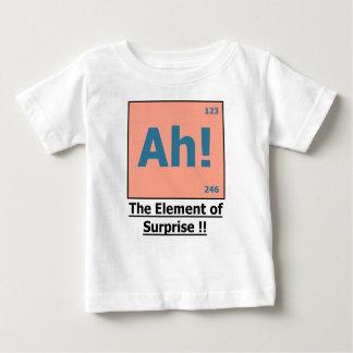 ¡Ah! El elemento de la camiseta del niño de la