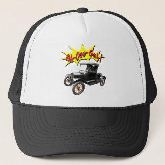 Ah-Ooo-Gah cuerno de coche clásico viejo divertido Gorra De Camionero