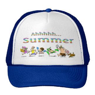 ¡Ahhhh! Gorra del verano