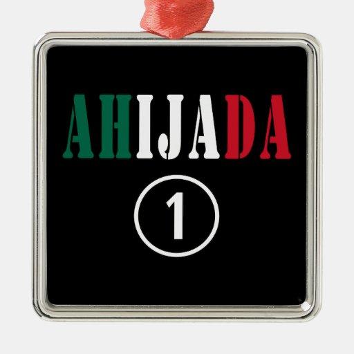 Ahijadas mexicanas: Uno de Ahijada Numero Ornatos