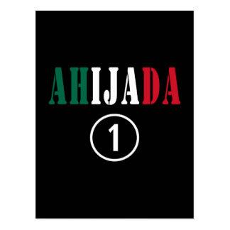 Ahijadas mexicanas: Uno de Ahijada Numero Postal