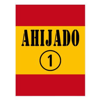 Ahijados españoles: Uno de Ahijado Numero Tarjetas Postales