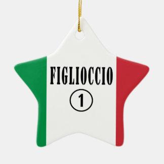 Ahijados italianos: Uno de Figlioccio Numero