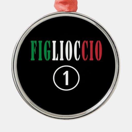 Ahijados italianos: Uno de Figlioccio Numero Ornato