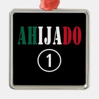 Ahijados mexicanos Uno de Ahijado Numero Ornamente De Reyes