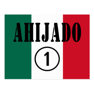 Ahijados mexicanos: Uno de Ahijado Numero Postal