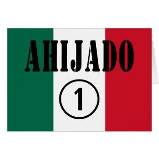 Ahijados mexicanos Uno de Ahijado Numero Felicitacion