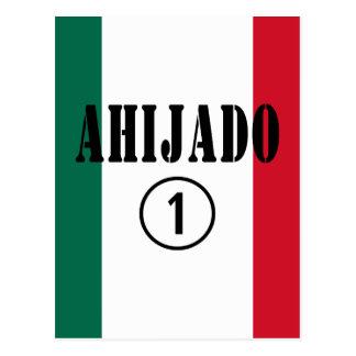 Ahijados mexicanos: Uno de Ahijado Numero Postales