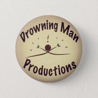 Ahogamiento del botón de las producciones del