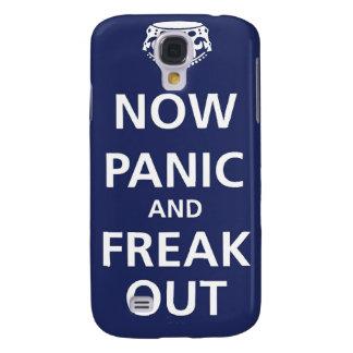 Ahora el pánico y freak hacia fuera carcasa para galaxy s4