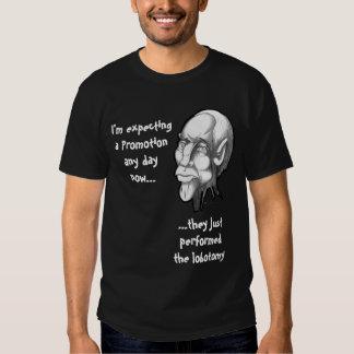 Ahora estoy contando con una promoción cualquier camisetas