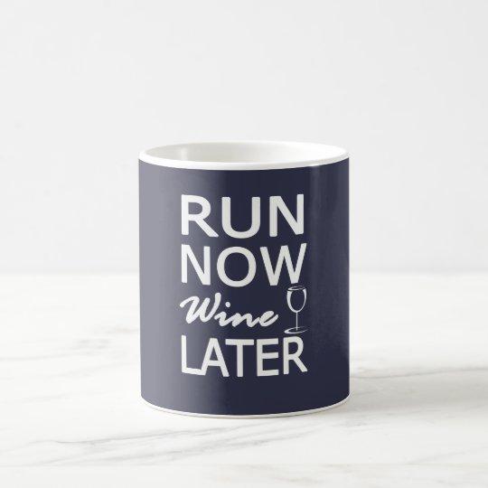 AHORA FUNCIONE CON el vino MÁS ADELANTE Taza De Café