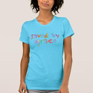 Ahorrado por la diversión de la tolerancia y el camiseta