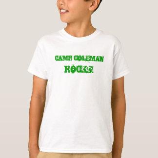 Ahorre a los niños t de Coleman del campo Camiseta