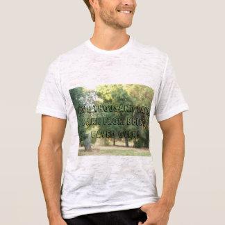 Ahorre el parque de Thousand Oaks--ponga verde los Camiseta
