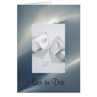 Ahorre el recordatorio del boda de la fecha felicitacion