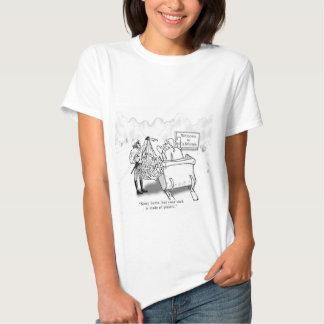 Ahorre el saco de Santa Camisetas