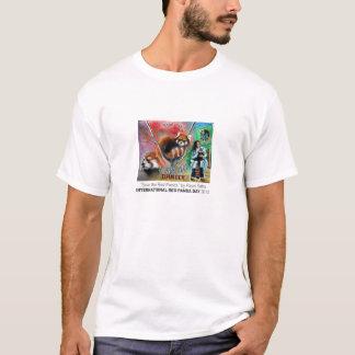 """""""Ahorre la camiseta de los hombres de la panda"""