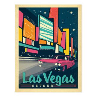 Ahorre la fecha el | Las Vegas, nanovoltio Postal