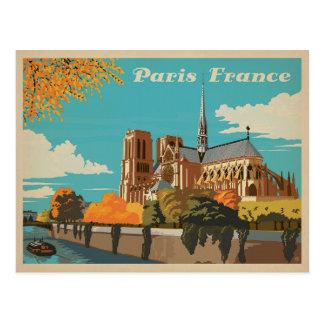 Ahorre la fecha el | París, Francia Postal