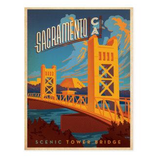 Ahorre la fecha el | Sacramento, CA Postal