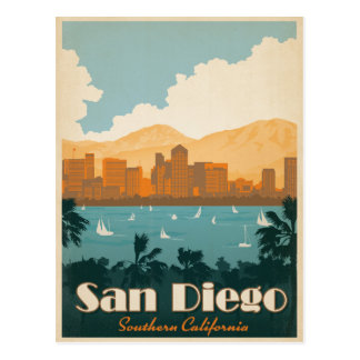 Ahorre la fecha el | San Diego, CA Postal