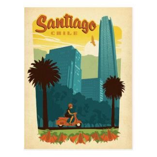 Ahorre la fecha el   Santiago, Chile Postal