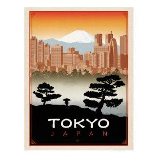 Ahorre la fecha el | Tokio, Japón Postal