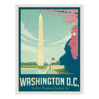 Ahorre la fecha el | Washington, dc 2 Postal