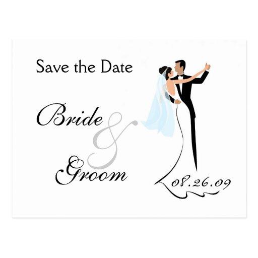 Ahorre la postal de la invitación del boda de la f