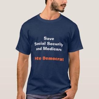 Ahorre la Seguridad Social y Seguro de enfermedad Camiseta