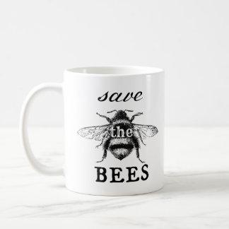 Ahorre la taza de las abejas - ambiental - Día de