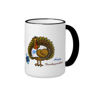 Ahorre la taza de Thanksgivukkah de la fecha 79811