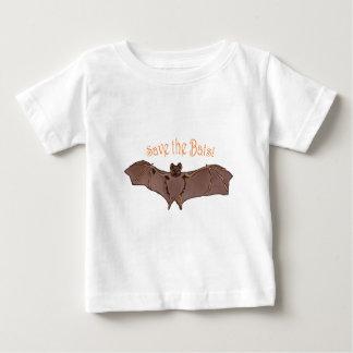 ¡Ahorre los palos! Camiseta De Bebé